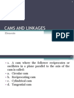 V w. Cams and Linkages - Se