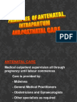Ante,Pere,Post Natal Care, Family Planning