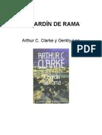 Arthur C. Clarke y Gentry Lee - El jardin de Rama