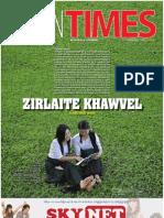 Tahan Times Journal- Vol 1-No. 16, Feb 17, 2012