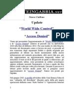 Update World Wide Control
