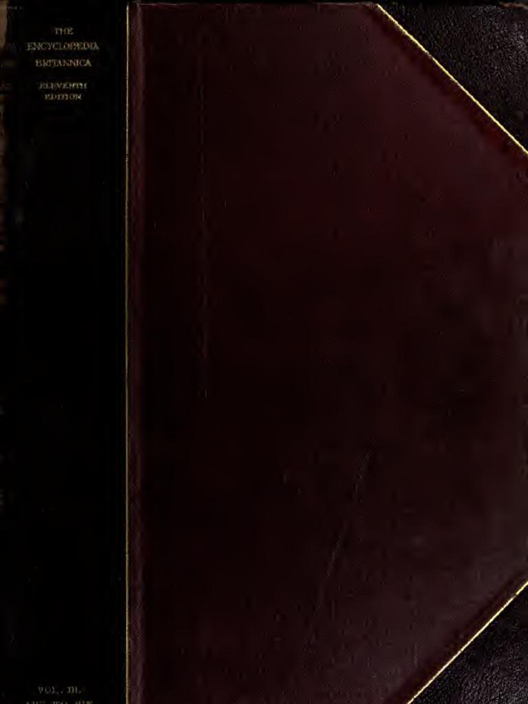 e4a7e175e3c The Encyclopaedia Britannica
