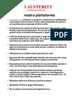 piattaforma assemblea 15 dicembre