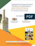 Islamic Microfinance Workshop-Azerbaijan