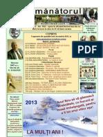 Revista Samanatorul, Anul II, nr. 12, decembrie 2012