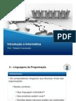 Capítulo-5-Linguagens-de-Programação