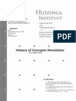 History of Concepts Newsletter 2