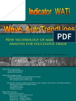 Wave AutoTrendLines UserGuide Opt