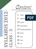 Class_3_Syllabus_2012-2013