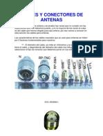 CABLES Y CONECTORES DE ANTENAS