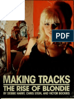 making tracks the rise of blondie