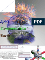 09HTUSOM Photosynthetic Cognitive Communication With the Earth