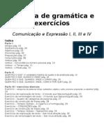 36948018 Apostila de Gramatica e Exercicios
