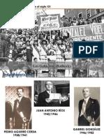 gobiernos radicales en chile