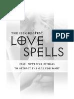 Love Spells eBook