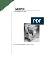 L1024 24-Ppm Continuous-Form Laser Printer