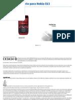 Manual  Nokia E63