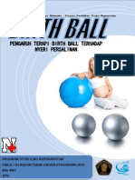 Birth Ball Dan Nyeri Persalinan