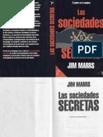 Jim Marrs - Las Sociedades Secretas