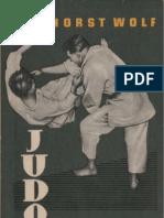 JUDO Kampfsport - Horst Wolf
