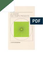 La Gnose Des Temps Presents