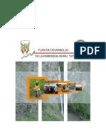 """PLAN DE DESARROLLO DE LA PARROQUIA RURAL """"LOS ANDES"""" 2011-2035"""