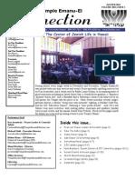 Temple Emanu-El Newsletter Jan-Feb 2013 online edition