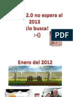 Un año en clave de EDUCA Y CINE 2012