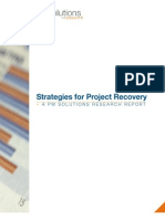 Strategies in Project Delivery - Download from internet