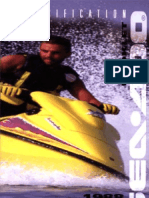 1988-1996 SeaDoo Specs