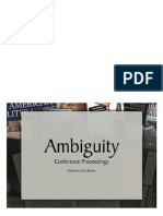 Ambiguity E-book Final