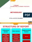 Ocw Methodology