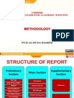Ocw Methodology
