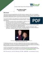 2.6.09 Alliance Brief