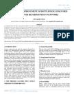 Performance Improvement of Bottleneck Link in Red Vegas Over Heterogeneous Networks