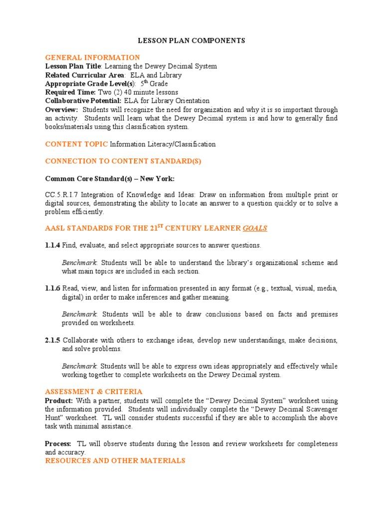 graphic regarding Dewey Decimal System Printable Bookmarks identify 5th Quality Dewey Decimal Approach Lesson Software Lesson Application