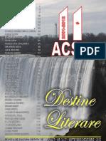 Destine Literare Decembrie  2012