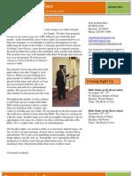 Rez Newsletter October 2012