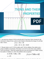 Function and their Properties