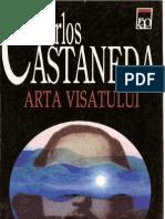 Carlos Castaneda - Arta visatulu