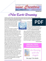 Divine Creators Newsletter January 2013
