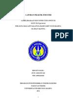 laporan pi