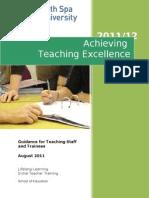 bsu teachingexcellence