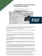 1947 Albuquerque Newspaper Article