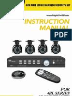 Night Owl Video Security Manual