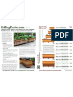 Rolling Planter