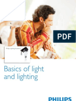 Basics of light