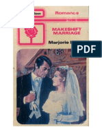 Marjorie Lewty - Makeshift Marriage