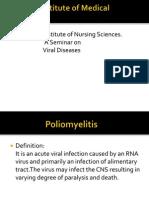 viral diseases