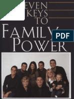 Seven Keys to Family Power